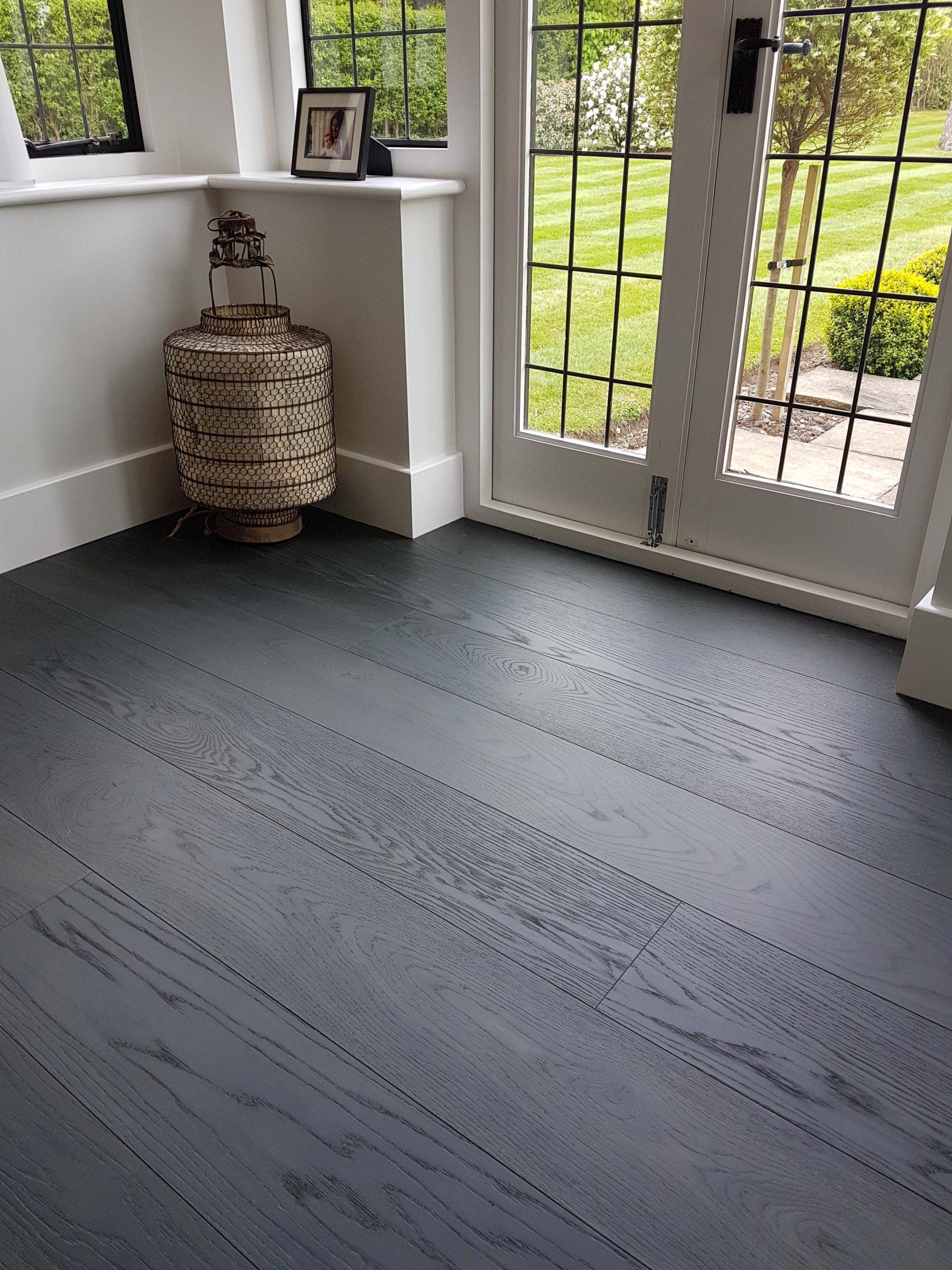 Antiqua Oak Dark Oak Flooring