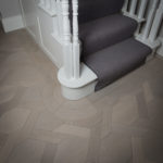 2 line border with mansion weave flooring