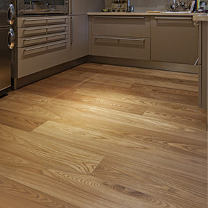Natural Finished Wood Floors