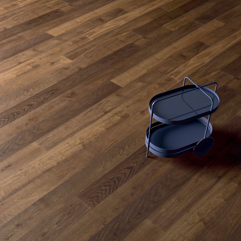 Arosa Smoked Oak wood Flooring