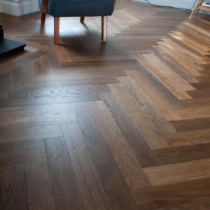 Berkley Oak Herringbone