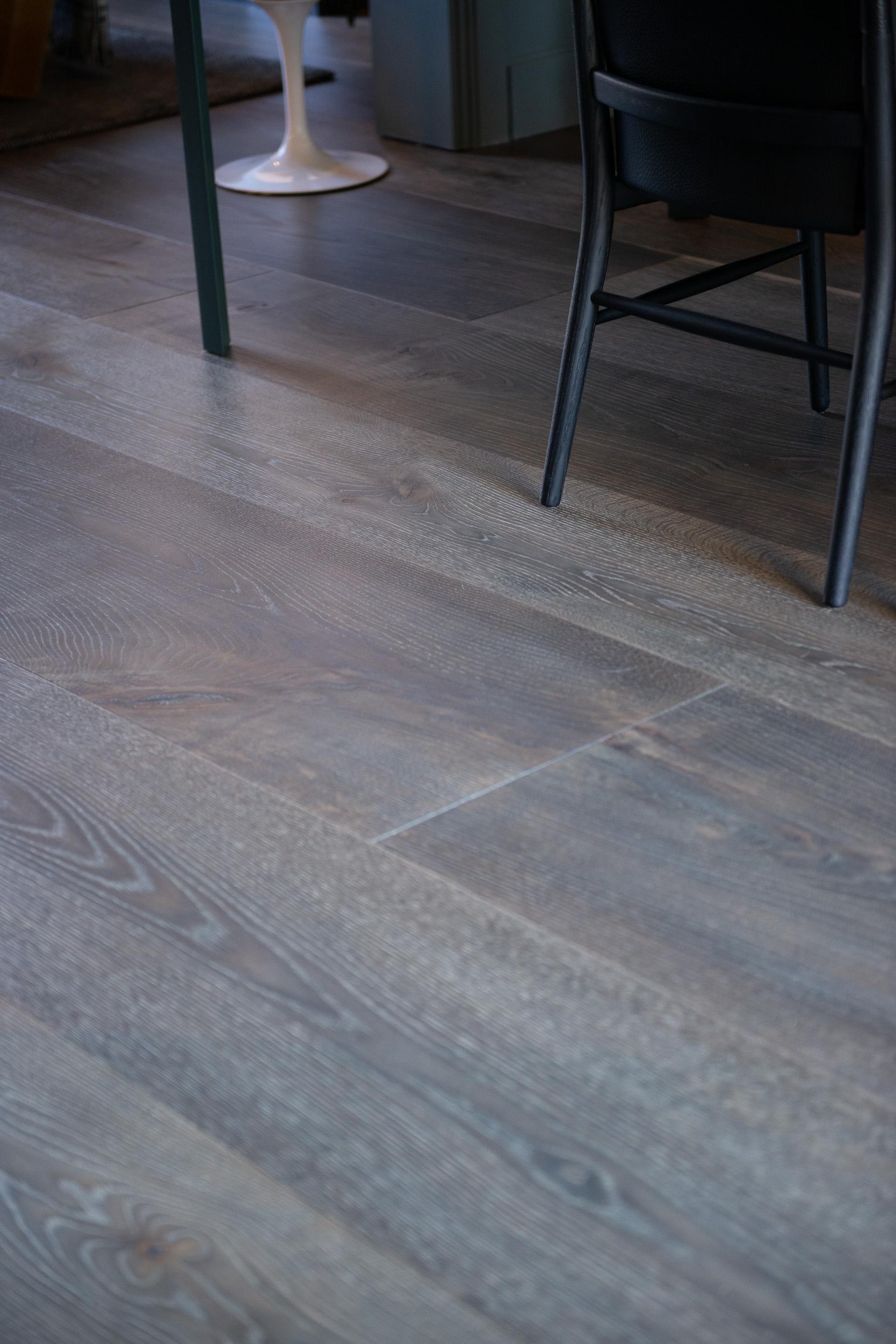 Dark Oak Flooring