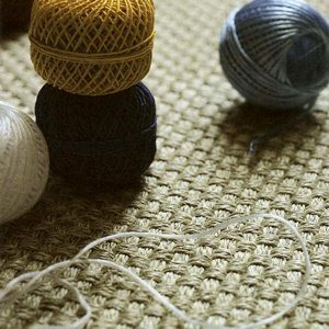 Sisal Basketweave