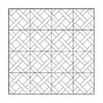 Parquet Panel F104 Design