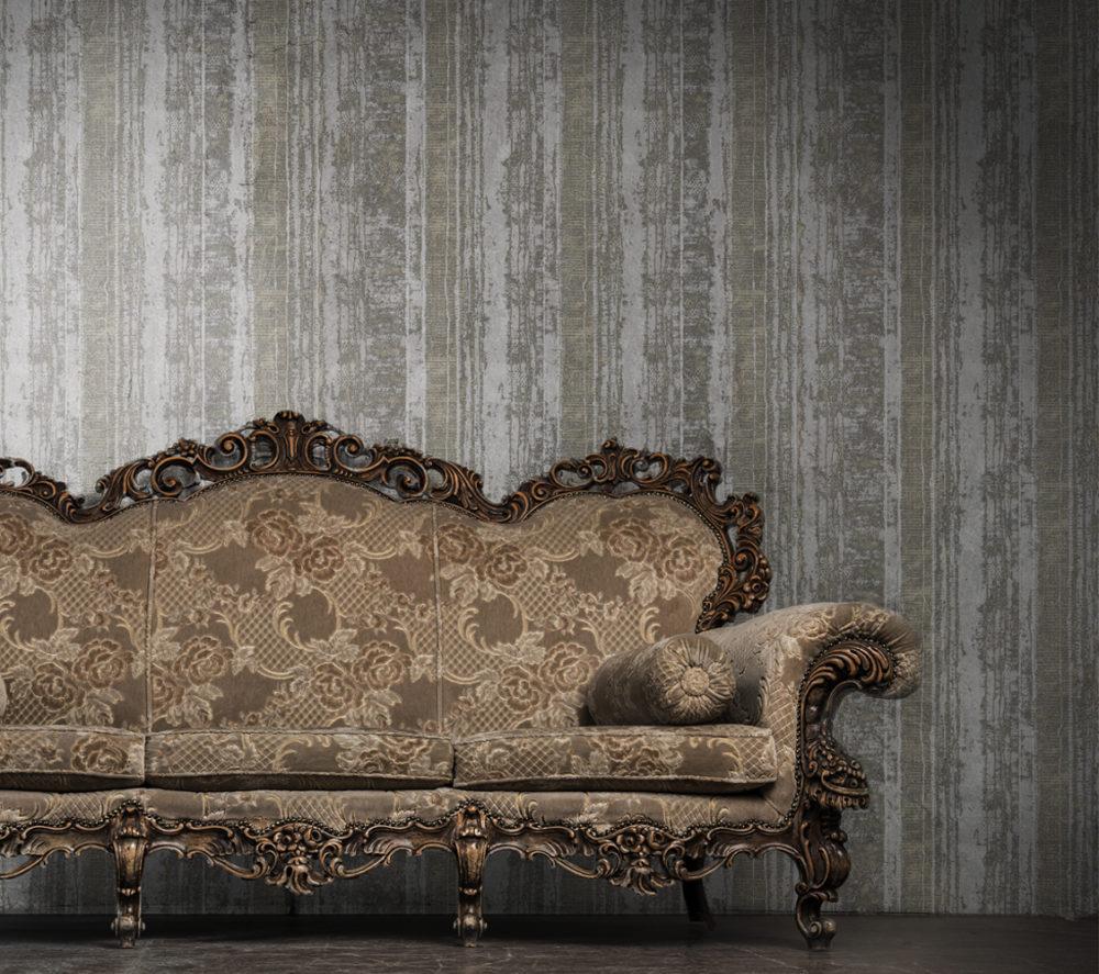 metalsilk line wallpaper