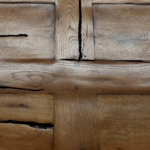 Aged Oak with Dowels