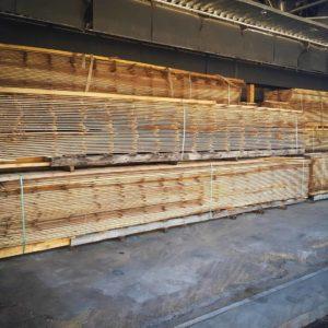 Kiln Drying Long Lengths