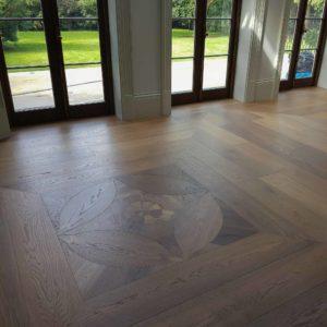 Custom  Meribel Oak