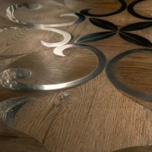 Aged Oak Inlay
