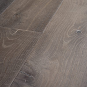 Dark Grey Aged Oak Floor