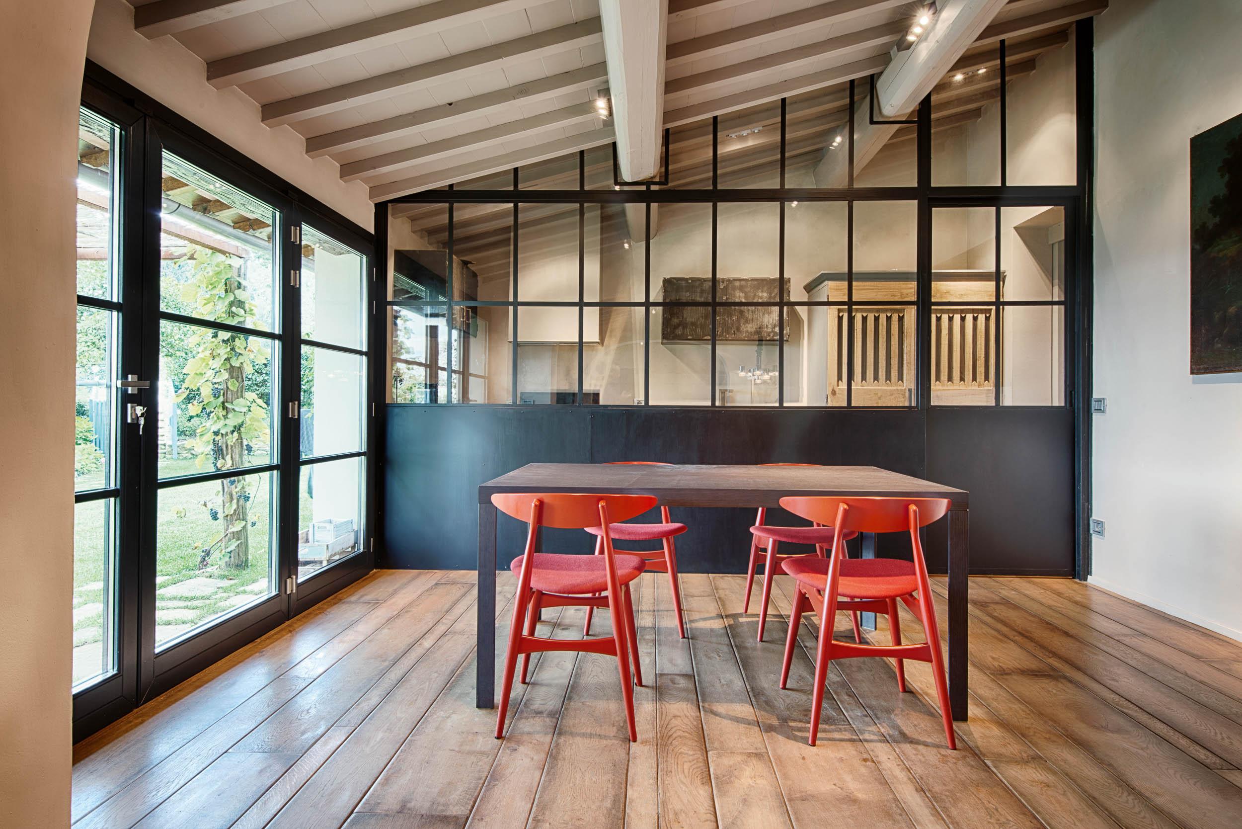 Aged Wood Floors