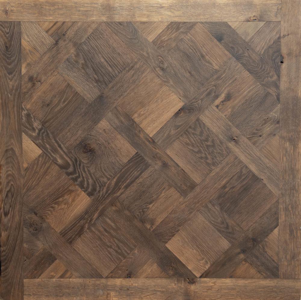 Smoked Oak Versailles Panel