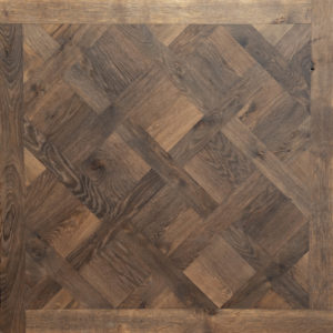 Smoked Oak Versailles Panel