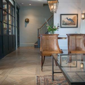 Wigmore Oak Parquet Panel