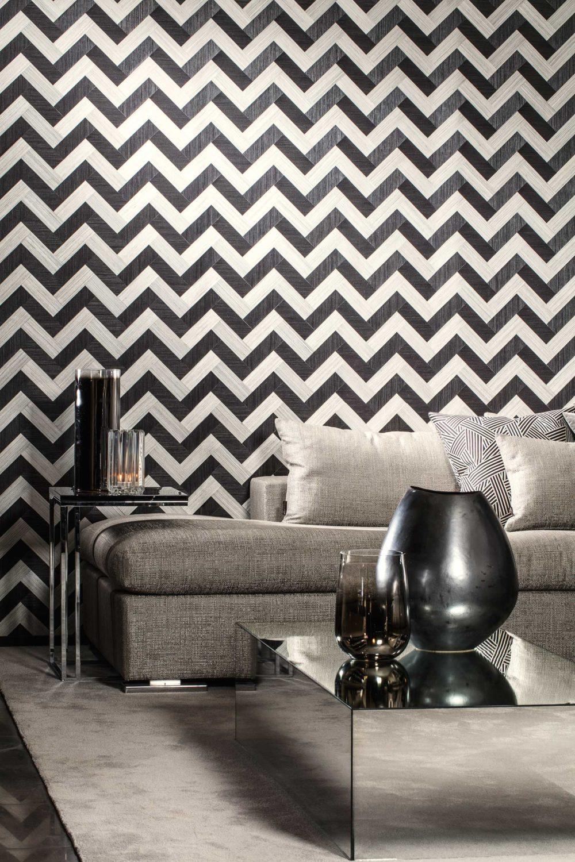 Sisal Grasscloth wallpaper Oculaire Combine 80650