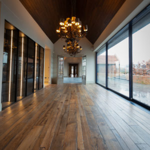 Reclaimed Oak Flooring Bassano