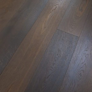 dark smoked oak flooring