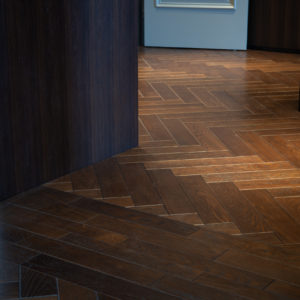Audley Oak Herringbone