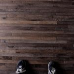 Narrow-strip RIVA APERTO flooring