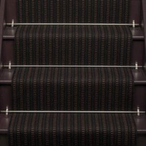 Malton Cinder Flatweave Stair Runner