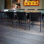 Cuba Oak in Dining room