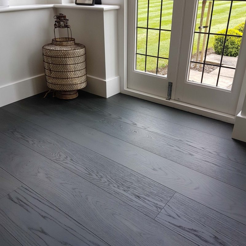 Antiqua Oak Dark Oak Flooring
